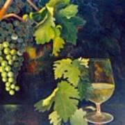 The Fruit Of The Vine Art Print