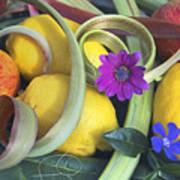 The Fruits Of Summer Art Print