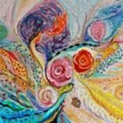 The Garden Of Dreams Art Print