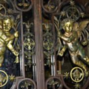 The Gates Of Heaven Art Print