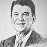 The Gipper Art Print