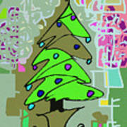 The Giving Tree Art Print