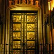 The Golden Door Art Print