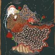 The Good Night Angel Art Print
