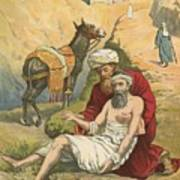 The Good Samaritan Art Print