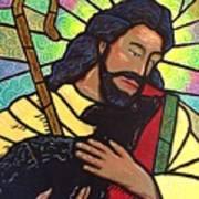 The Good Shepherd - Practice Painting Two Art Print