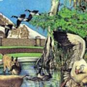 The Goose Art Print
