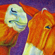 The Gossip Art Print
