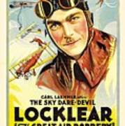 The Great Air Robbery 1919 Art Print