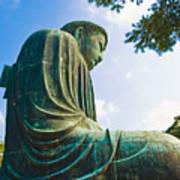The Great Buddha Art Print