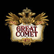 The Great Comet Art Print
