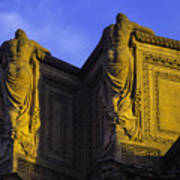 The Great Palace Of Fine Arts Art Print