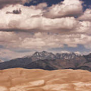 The Great Sand Dunes 88 Art Print by James BO  Insogna