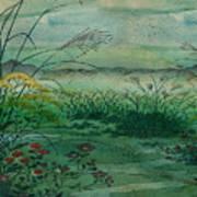 The Green, Green Grass Of Home Art Print