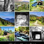 The Green Mountain State Art Print