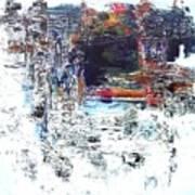 The Grotto Art Print