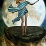 The Guardian Angel Art Print