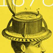 The Hat Conformator Art Print