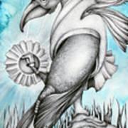 The Hatchling Art Print