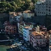The Heart Of Sorrento Art Print