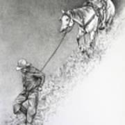 The Herdsman Art Print