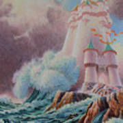 The High Tower Art Print