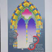 The High Window Art Print