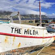 The Hilda Art Print