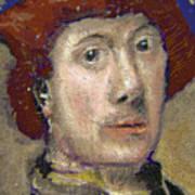 The Historian Art Print