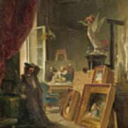 The History Painter Art Print