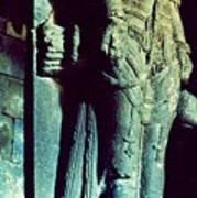 The History Temple Art Print