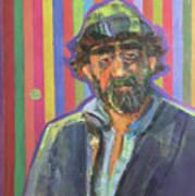 The Homeless Art Print