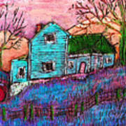 The Homestead I Art Print