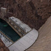 The Hoover Dam Art Print