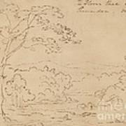 The Horse Shoe On The Shanandoa (sic), Virginia Art Print