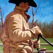 The Horse Trainer No. 2 Art Print