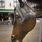 The Horses Head Art Print