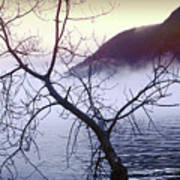 The Hudson Highlands Art Print