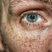 The Human Eye Art Print