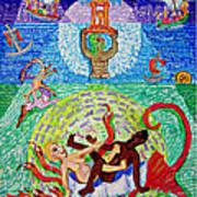 The Hydra Art Print