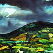 The Irish Hills Art Print