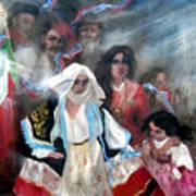 The Italia Family Art Print