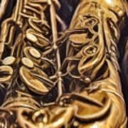 The Jazz Machine Art Print