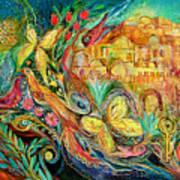 The Jerusalem Key Art Print