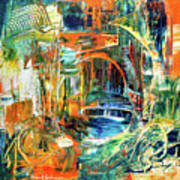 The Journey Inward Art Print