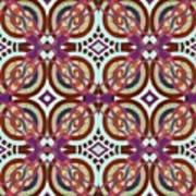 The Joy Of Design X L I Arrangement 3 Inverted Art Print