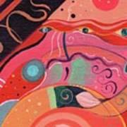 The Joy Of Design X L V I I I Part 2 Art Print