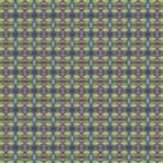 The Joy Of Design X X X I I I Arrangement 1 Tile 9x9 Art Print