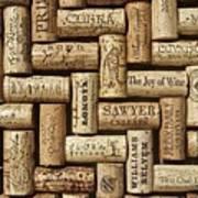 The Joy Of Wines Art Print