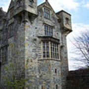 The Keep At Donegal Castle Ireland Art Print